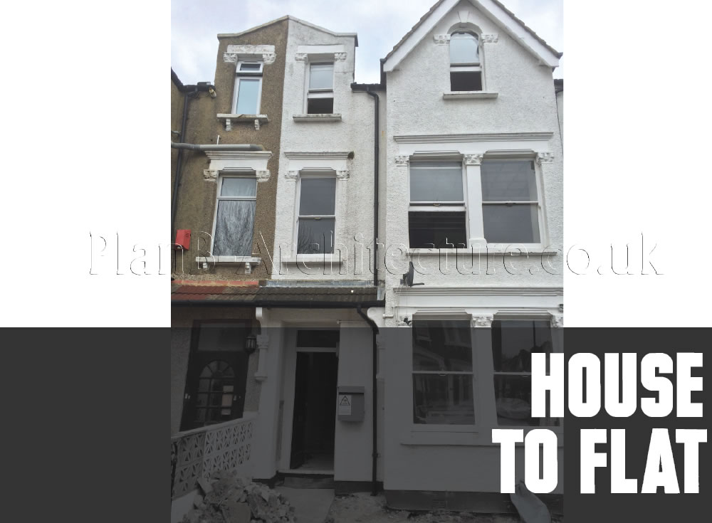 House to Flat Conversion