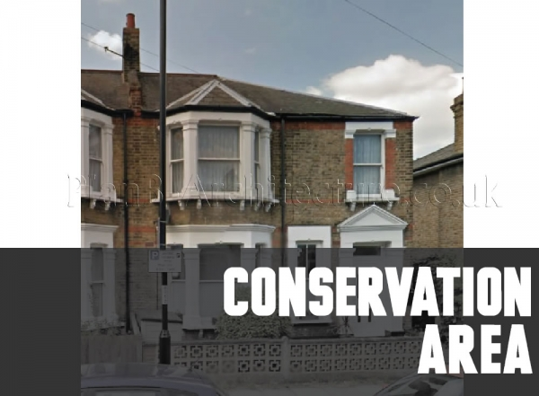 Planning Drawings for Conservation Area
