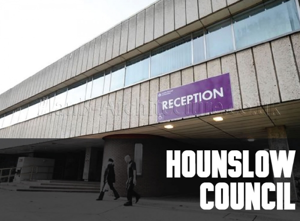 Hounslow Council Planning Permission Planning  Drawing and Application