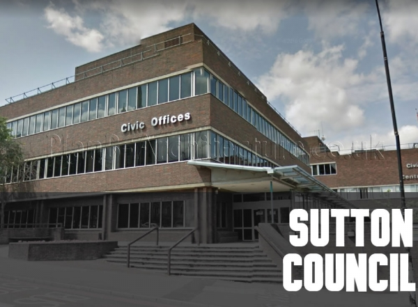 Sutton Council Planning Permission Planning  Drawing and Application