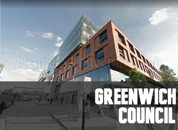 Greenwich Council Planning Permission Planning  Drawing and Application