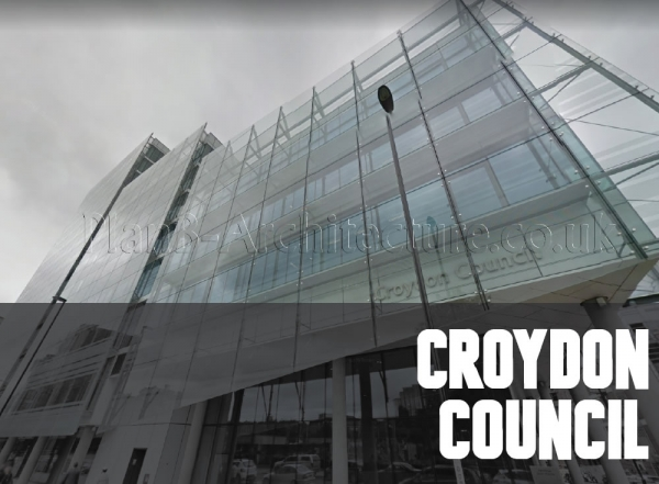 Croydon Council Planning Permission Planning  Drawing and Application