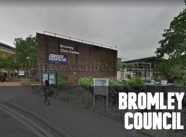 Bromley Council Planning Permission Planning  Drawing and Application