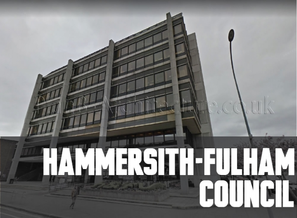 Hammersith and Fulham Council Planning Permission Planning  Drawing and Application