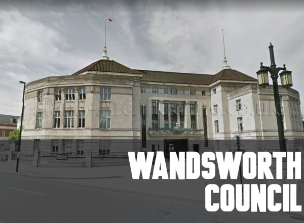 Wandsworth Council Planning Permission Planning  Drawing and Application