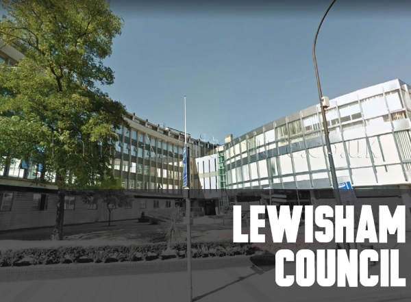 Lewisham Council Planning Permission Planning  Drawing and Application