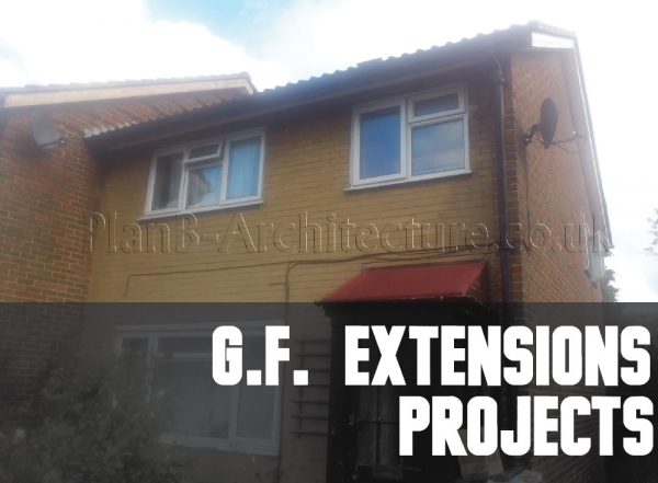 Ground floor extensions Projects
