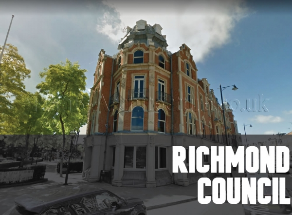 Richmond Council Planning Permission Planning  Drawing and Application
