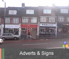 Advert & Signs