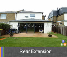 Plan B Architecture Ltd   Rear extensionsDo I Need Planning Permission