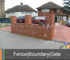 Fence Boundary Gates