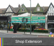 Shop Extension